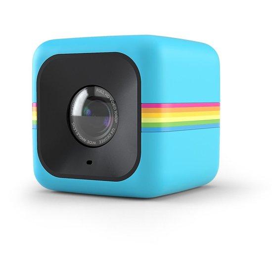 Polaroid Cube Blauw voor €59 @ Bol.com