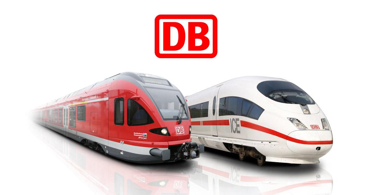 Veel treinkaarten (ICE) binnen Duitsland voor €19 @ Bahn