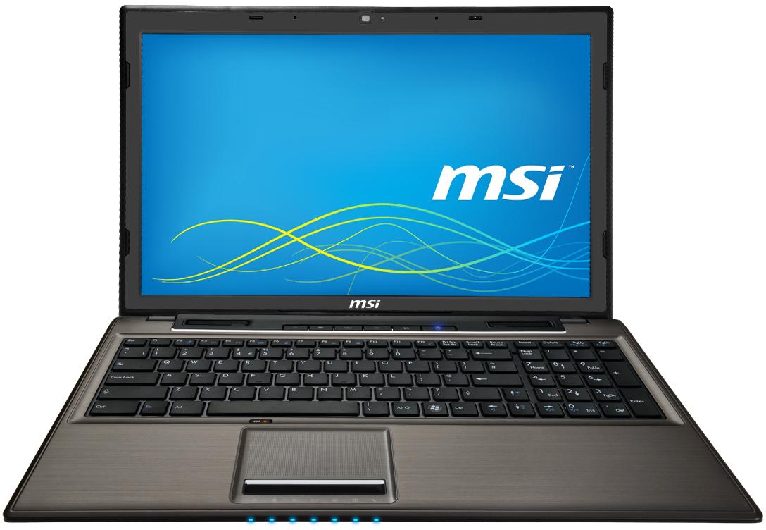 "MSI Classic CR61 2M-856NL 15.6"" Notebook voor €465,47 @ Update"