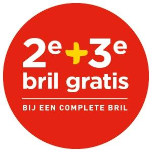 Hans Anders - Wegens succes verlengd: 2e & 3e bril gratis!