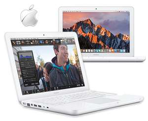 Apple Macbook Unibody White (refurbished) - via Groupdeal