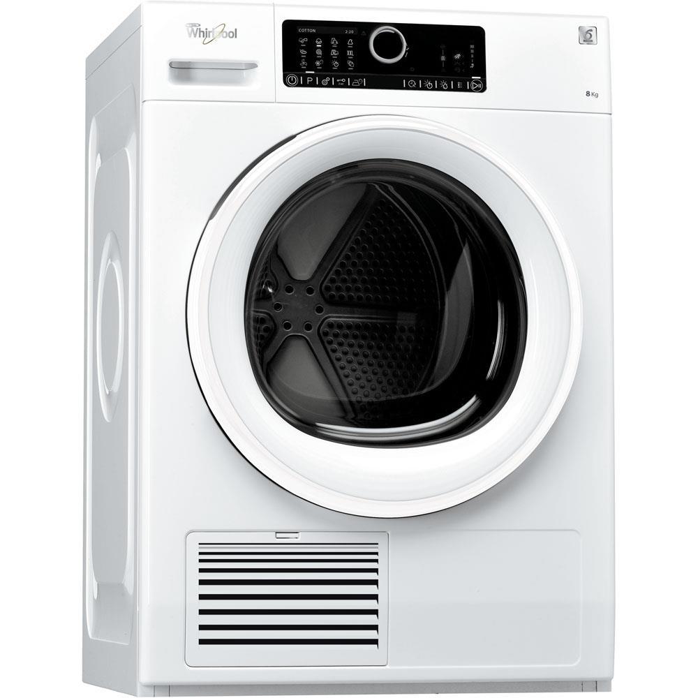 Whirlpool DSCX80118 wasdroger voor €349 @ BCC