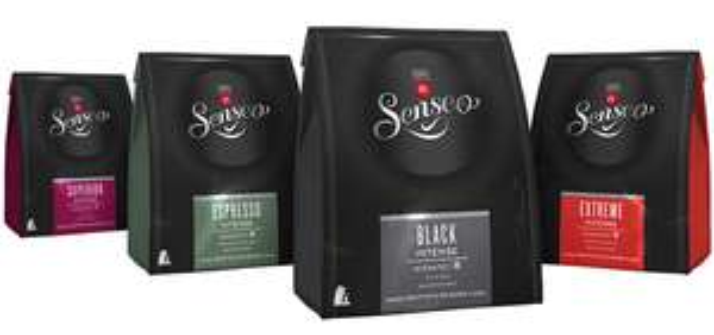 Geld terug bij Scoupy op SENSEO Intense koffiepads