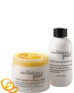 The microdelivery peel kit - PHILOSOPHY @ Ici Paris XL