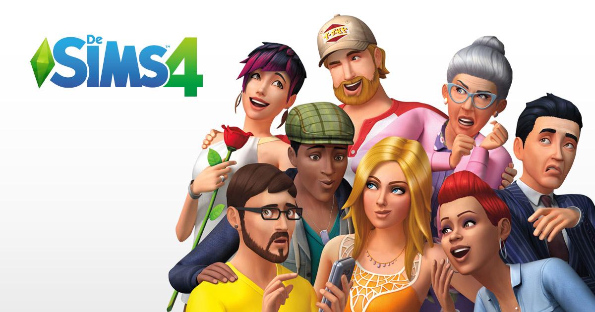 De Sims 4 voor €19,99, Digital Deluxe editie voor €23,32!