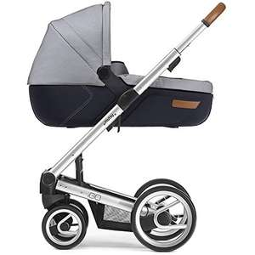 Mutsy Kinderwagen IGO - Urban Nomad  silver - (Amazon.de)