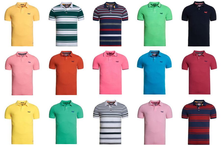 [Ebay.DE] Superdry Poloshirts / Overhemden / Tanktops & Jeans voor heren!