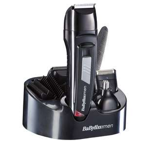 BaByliss For Men 8-in-1 Styling Set E824E voor €19,95 @ BCC