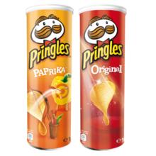 [Vanaf morgen] Pringles bussen à 165 gram voor €0,99 @ Plus