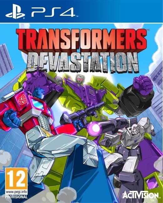 Transformers Devastation (PS4) voor €16,99 @ YourGameZone
