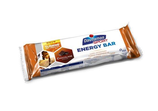 12x Davitamon Sport Energy Bar voor 12,- incl. verzending @ Bol.com