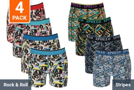 4 pollo boxershorts @marktplaats.nl