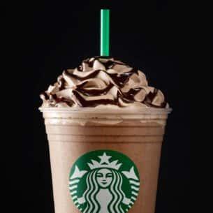 2e Melted Hot Chocolate gratis @ Starbucks