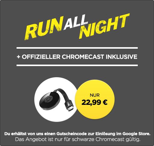 Chromecast 2 voor 24.99!