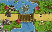 Gratis game Kingdom Rush Frontiers (iOS) t.w.v. €2,69 @ IGN
