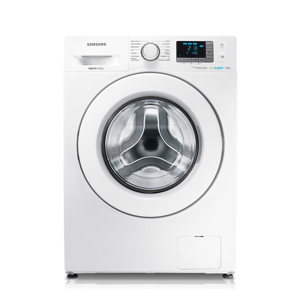 Samsung WF70F5E3P4W wasmachine voor €449 @ BCC