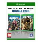 Far Cry 4 & Far Cry Primal Double Pack (Xbox One) voor €28,08 @ Shop4NL