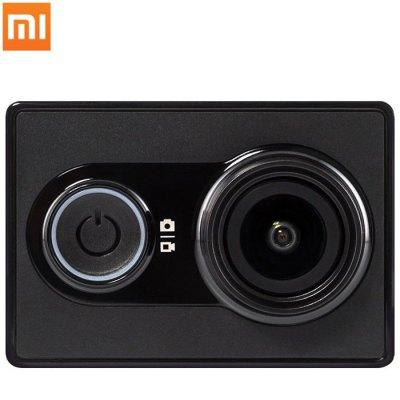 Xiaomi Yi Action Camera Official EU. Edition 2K Super HD voor €69,58 @ Gearbest (EU Warehouse)