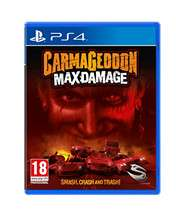 Carmageddon: Max Damage (PS4/Xbox One) voor €13,54 @ Base