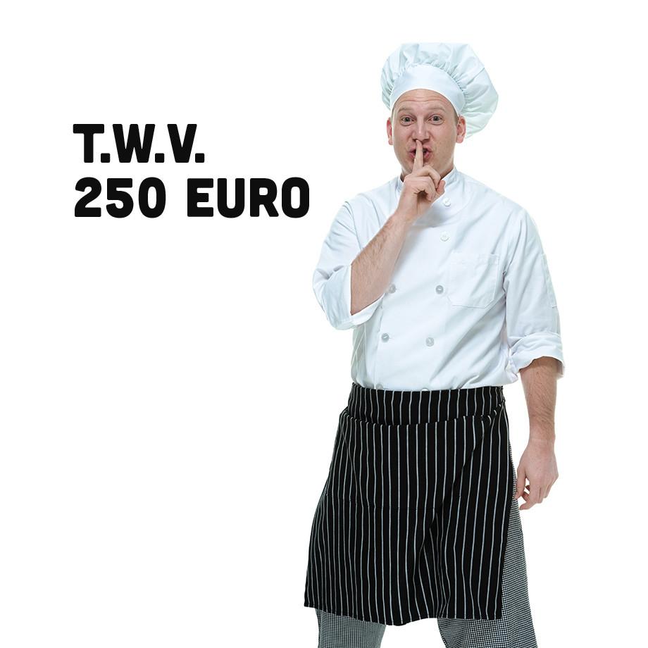 Eurosparen secretbox t.w.v. 250 euro @eurosparen.nl