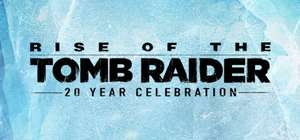 [PC] Rise of the Tomb Raider: 20 Year Celebration inclusief Season Pass € 19,99 @ Steam