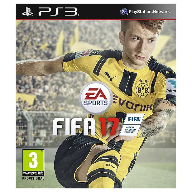 FIFA 17 (PS3/360) voor €22 (Xbox One - €33) @ Wehkamp