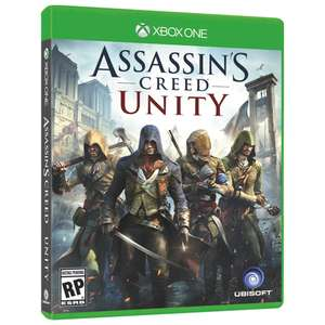 Assassin's Creed Unity (Xbox One) Digitale Code voor €19,93 @ Gamedealdaily