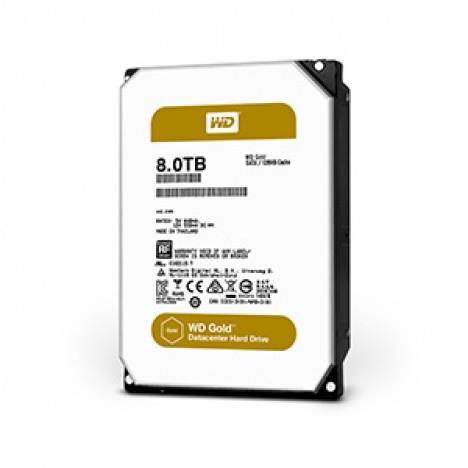 WD Gold 8TB SATA voor €345 @ SiComputers