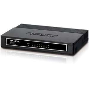 TP-Link TL-SG1008D 8-Port Gigabit Switch voor €29 @ Informatique