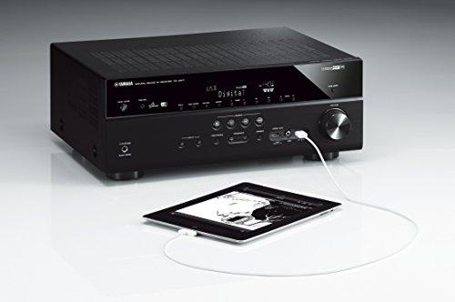 Yamaha RX-V677 7.2-kanaals-AV-receiver voor € 382,70 @ Amazon.fr