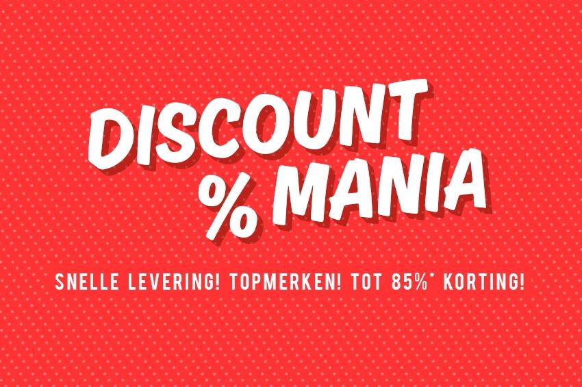Discount Mania @ Zalando Lounge