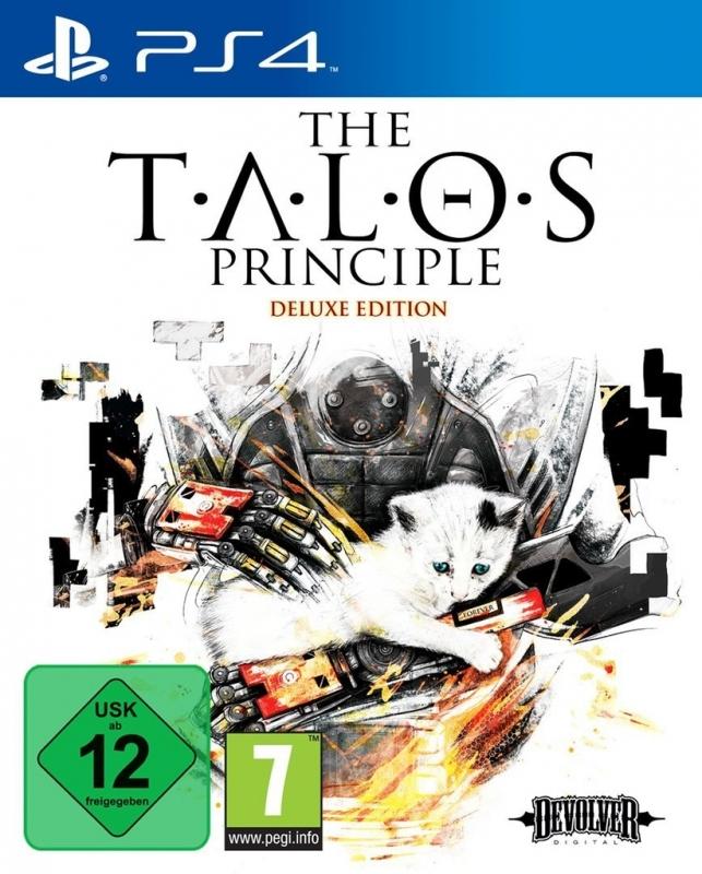 The Talos Principle (Deluxe Edition) PS4 voor €13,95 @ Nedgame