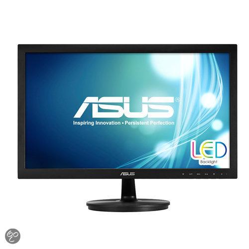 Asus VS228DE Monitor voor € 89,99 @ Bol.com / Media Markt