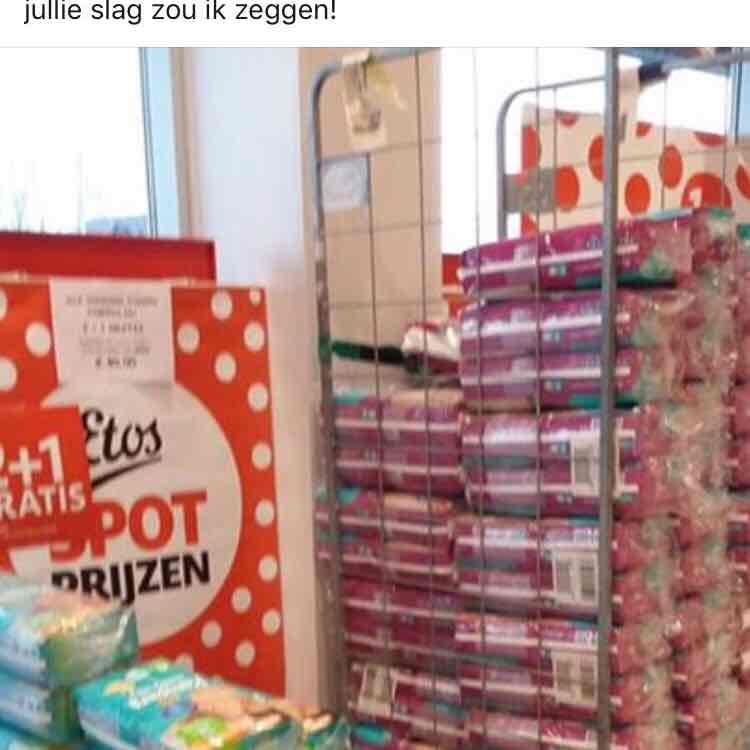 Midi en Maxi pakken Pampers voor €4 @ Etos