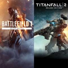 EU PSN Store: Battlefield 1+Titanfall 2 deluxe pack (PS+)