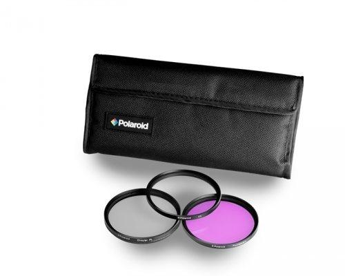 Polaroid Filter Kit 67mm (3 filters) @amazon.de