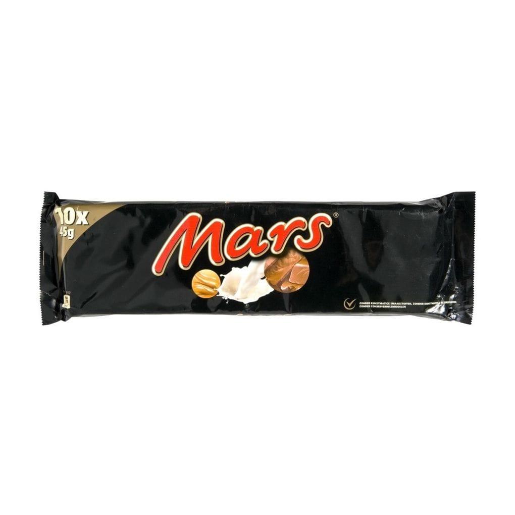 10 x twix, mars of snickers voor €1,99 @ Kruidvat