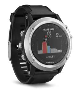 Garmin fenix 3 hr multi sporthorloge voor €324 @ Amazon.de