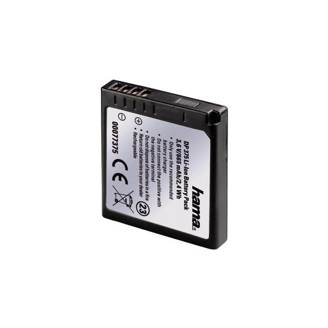 Hama Panasonic DMW-BCF10 Accu voor €1,- @ Dixons