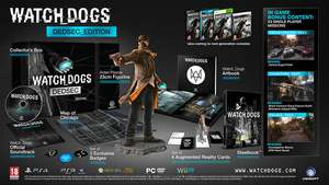 Watch Dogs DedSec Edition (PS4, PS3, PC)