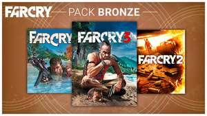 Far cry pack in Bronze, Silver of Gold voor €9,99  €19,99 of €44,99 @ Ubisoft Store