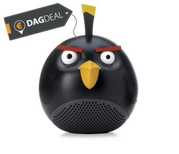 GEAR4 Angry Birds Black Bird 2.1 Speaker voor €14,94 @ Paradigit
