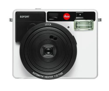 Gratis Leica Sofort instant camera twv €289 bij pre-order van de Huawei P10 (Plus)