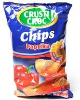 Coupon voor 50% korting op zak Paprika chips @ Lidl