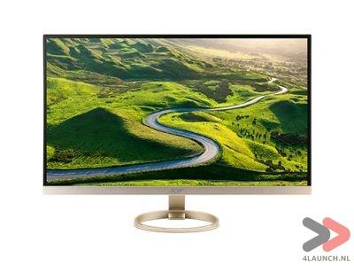 """Acer Monitor H277HUkmipuz 27"""" voor €349 @ 4Launch"""