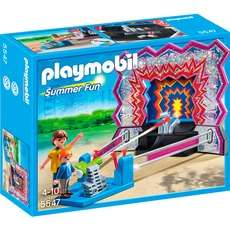 PLAYMOBIL Summer Fun - Blikken omgooien 5547 voor €8,74 @ Alternate