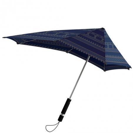 50% korting op de Senz stormparaplu Original cotu blue @Duifhuizen