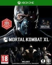 Mortal Kombat XL (Xbox One) voor €21,99 @ YourGameZone