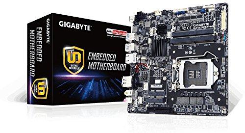 Gigabyte GA-H110TN-M LGA 1151 Moederbord voor €50,61 @ Amazon.de