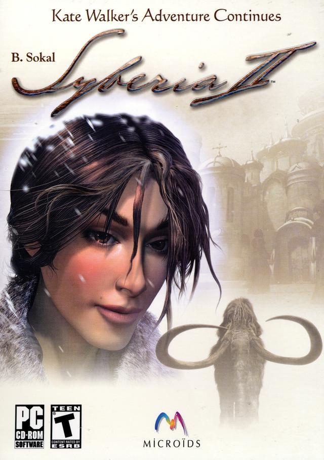 Game Syberia II (PC) gratis @ Origin